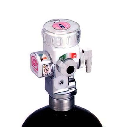 携帯用酸素グッドランM(重量約2.0Kg)