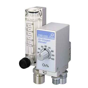 高流量酸素ブレンダ PMB-5000